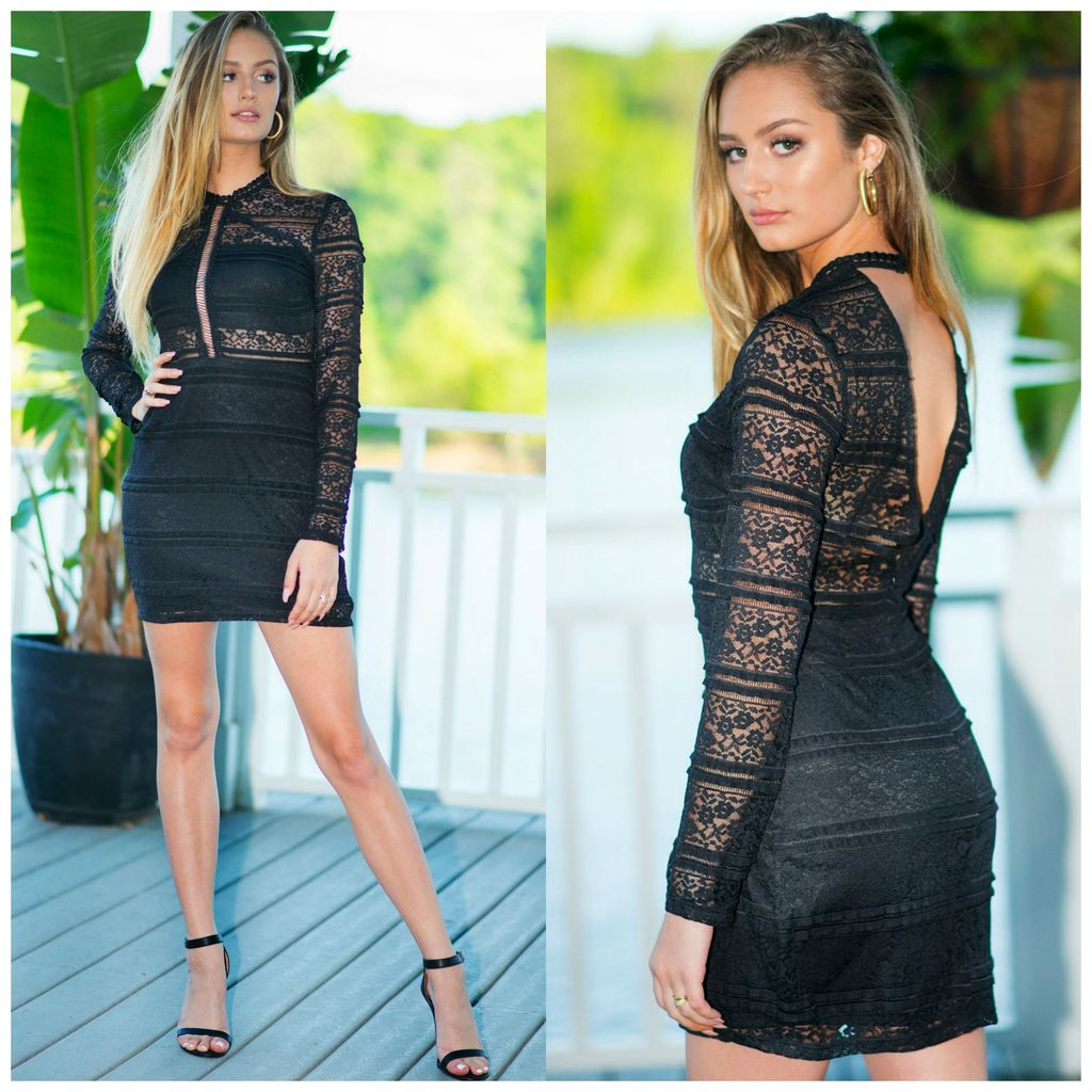 Dresses 22 Lace Lover LBD