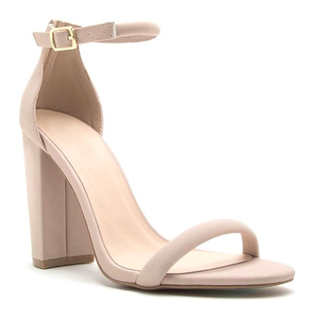 Shoes 54 Everyday Nude Heel
