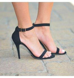 Shoes 54 Head Over Heels Black