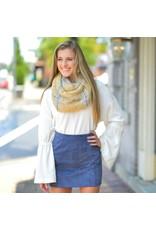 Skirts 62 Denim Daze Navy Skirt