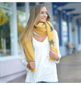 Accessories 10 Oversized Star Scarf