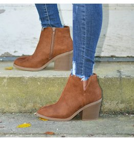 Shoes 54 Best Foot Forward Tan Bootie