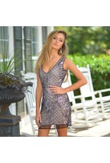 Formalwear Dazzle Occasion Short Formal Dress