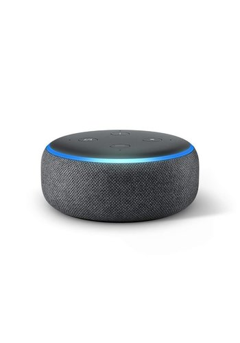 Amazon Echo Dot (3rd Generation) Smart Speaker - Wireless Speaker(s) - Charcoal