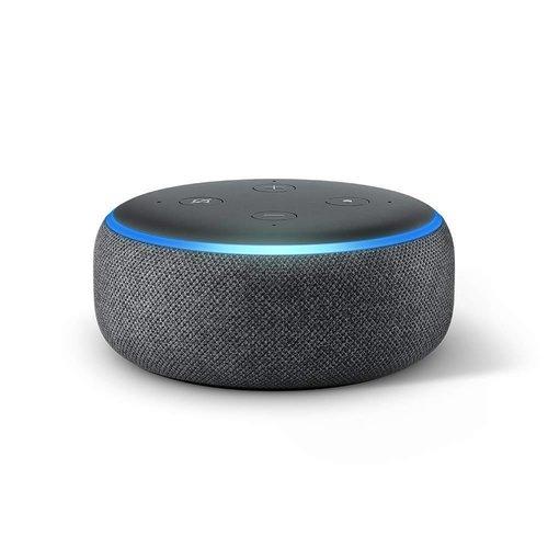 Amazon Echo Dot (3rd Generation) Smart Speaker - Wireless Speaker(s) - Charcoal