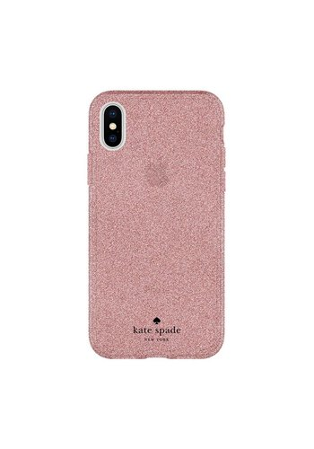Kate Spade iPhone 6/6S Plus Case (Rose Gold Silicone)