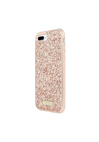 Kate Spade iPhone 6/6S Plus Case (Rose Gold Glitter)