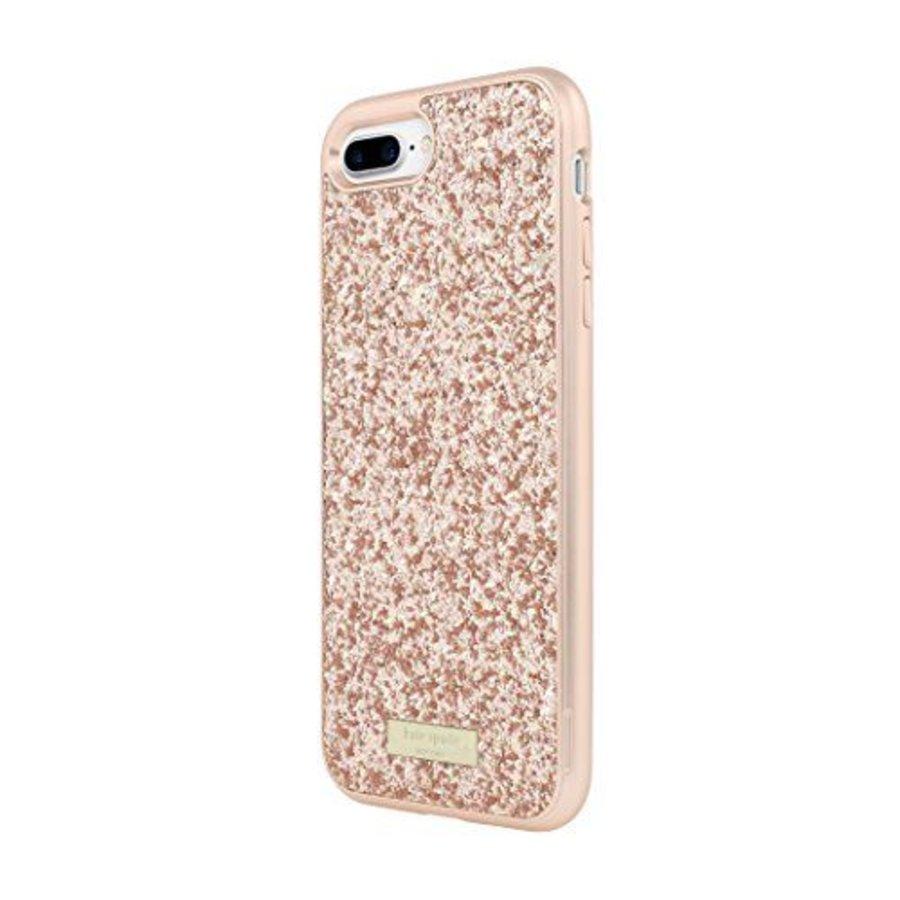 Kate Spade Iphone 6 6s Plus Case Rose Gold Glitter Ramtech