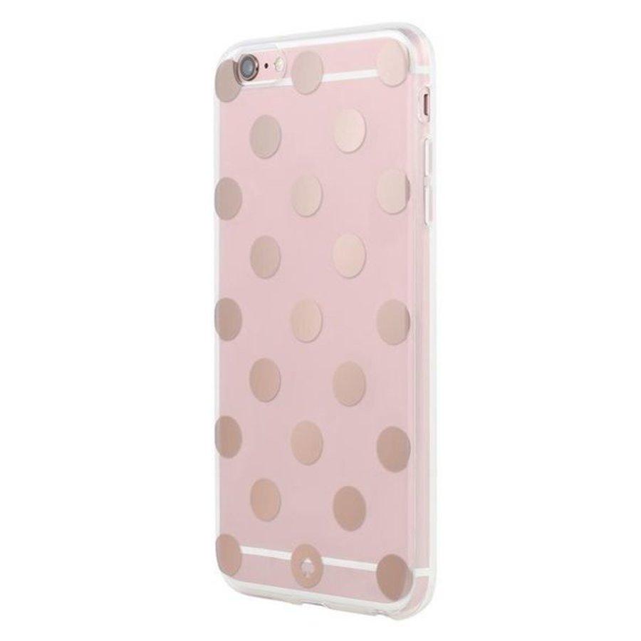 Kate Spade Iphone 6 6s Case Le Pavillion Rose Gold Foil Ramtech
