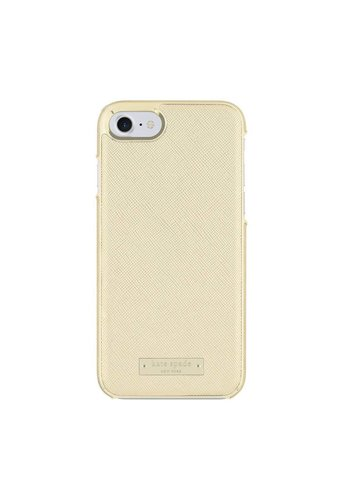 Kate Spade iPhone 6/6S Case (Saffiano Gold)