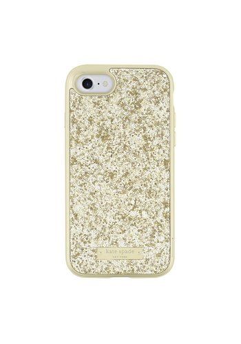 Kate Spade iPhone 6/6S Case (Glitter Gold)