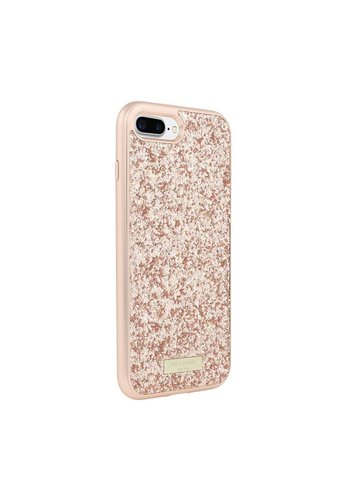 Kate Spade iPhone 6/6S Case (Rose Gold Glitter)