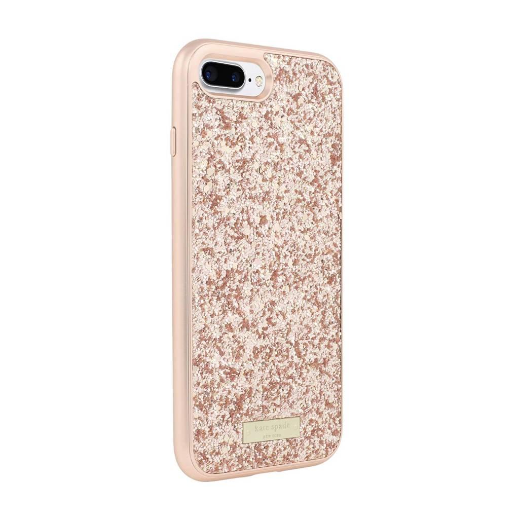 Kate Spade iPhone 6 6S Case (Rose Gold Glitter). Enlarge image 922109292b
