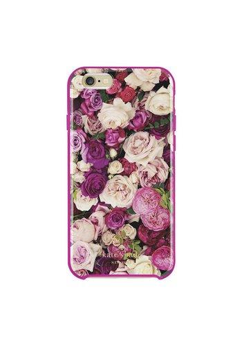Kate Spade NY Hybrid Hardshell Case for iPhone 6 Plus/6S Plus (Photographic Roses)