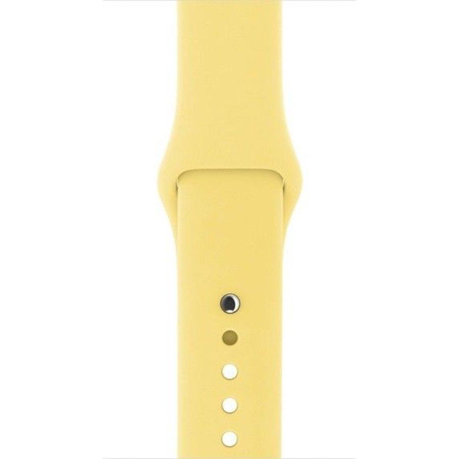 Apple Watch Band: 38mm Pollen Sport Band - S/M & M/L