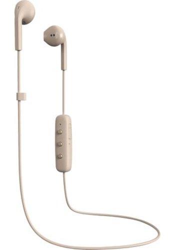 Happy Plugs Earbuds Plus Wireless (Nude)