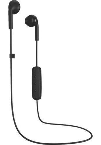 Happy Plugs Earbuds Plus Wireless (Black)