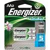 Energizer Energizer AA Rechargeable Nickel Metal Hydride Batteries (pack of 2)