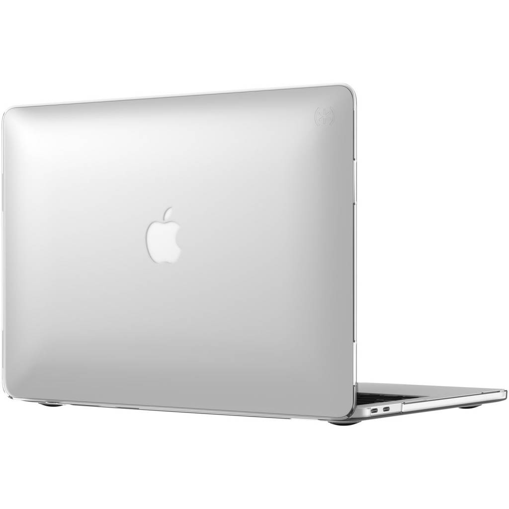 newest 34cbf fd850 Speck SmartShell Case for MacBook Pro 13-inch Touch Bar (Clear)