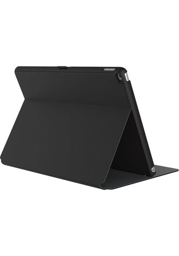 Speck Products StyleFolio Carrying Case (Folio) for iPad Pro (Black, Slate Gray)