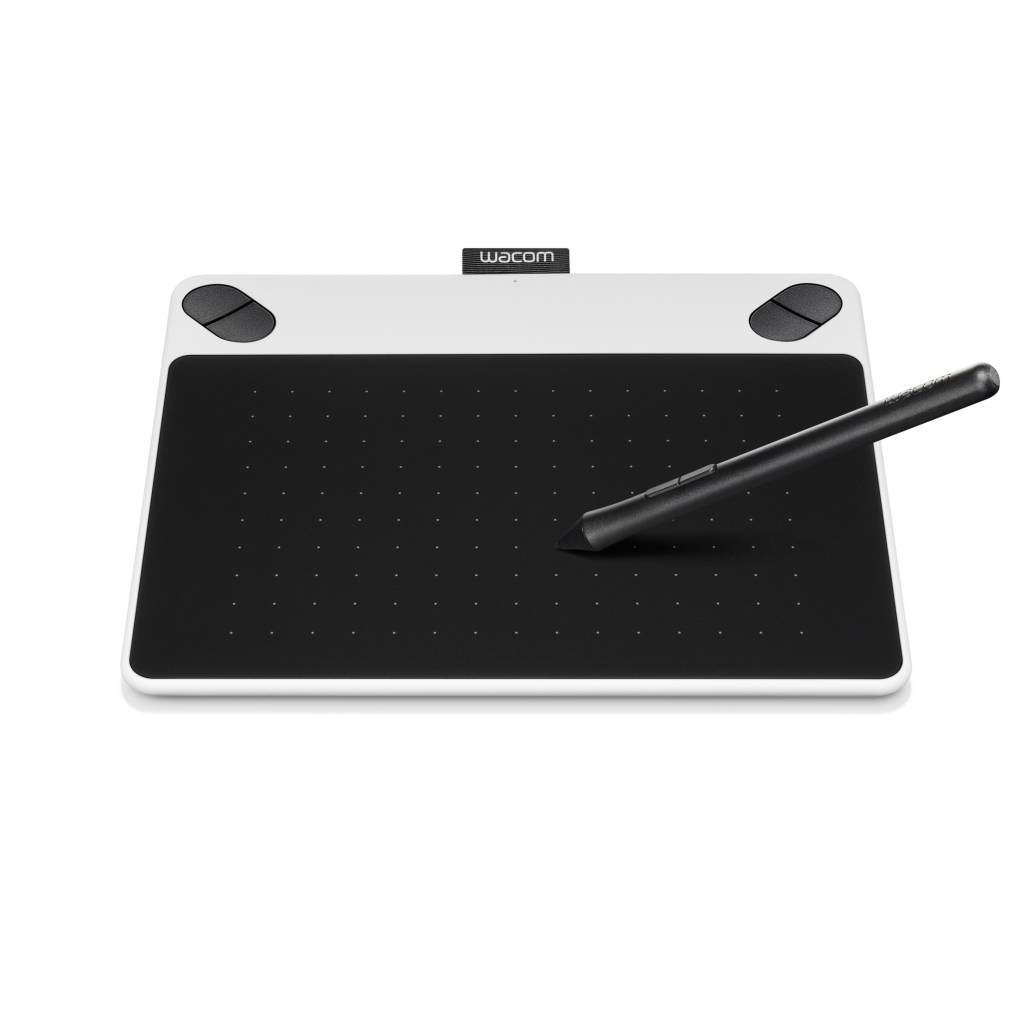 Wacom Wacom Intuos Draw Graphics Tablet Small White