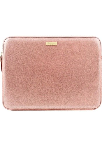 """Kate Spade Carrying Sleeve for 13"""" MacBook (Rose Gold)"""