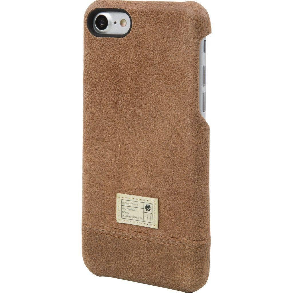 best website 1c15e ebaea HEX iPhone 7/8 Focus Case (Brown)