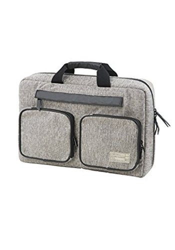 Hex Convertible Briefcase (Grey Dot)