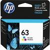HP HP 63 Tri-Colo Ink Cartridge