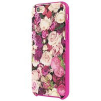 Kate Spade NY Hybrid Hardshell Case for iPhone 6/6S (Photographic Roses)