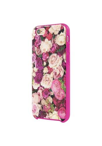 Kate Spade NY Hybrid Hardshell Case for iPhone 6/6S (Photographic Roses)