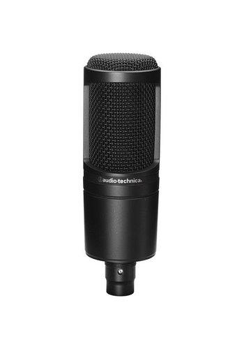 Audio-Technica AT2020 - Cardioid Condenser Microphone