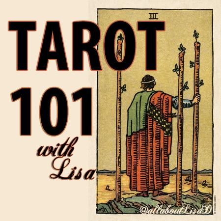 Lee Lee's Valise Tarot 101 Online Weekly Private Workshop