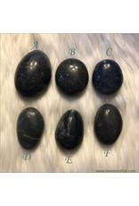 Lazulite Palm Stone