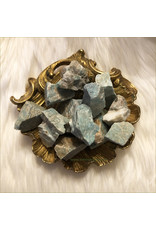 Amazonite Raw (set of 3)