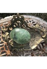Fluorite Palm Stone