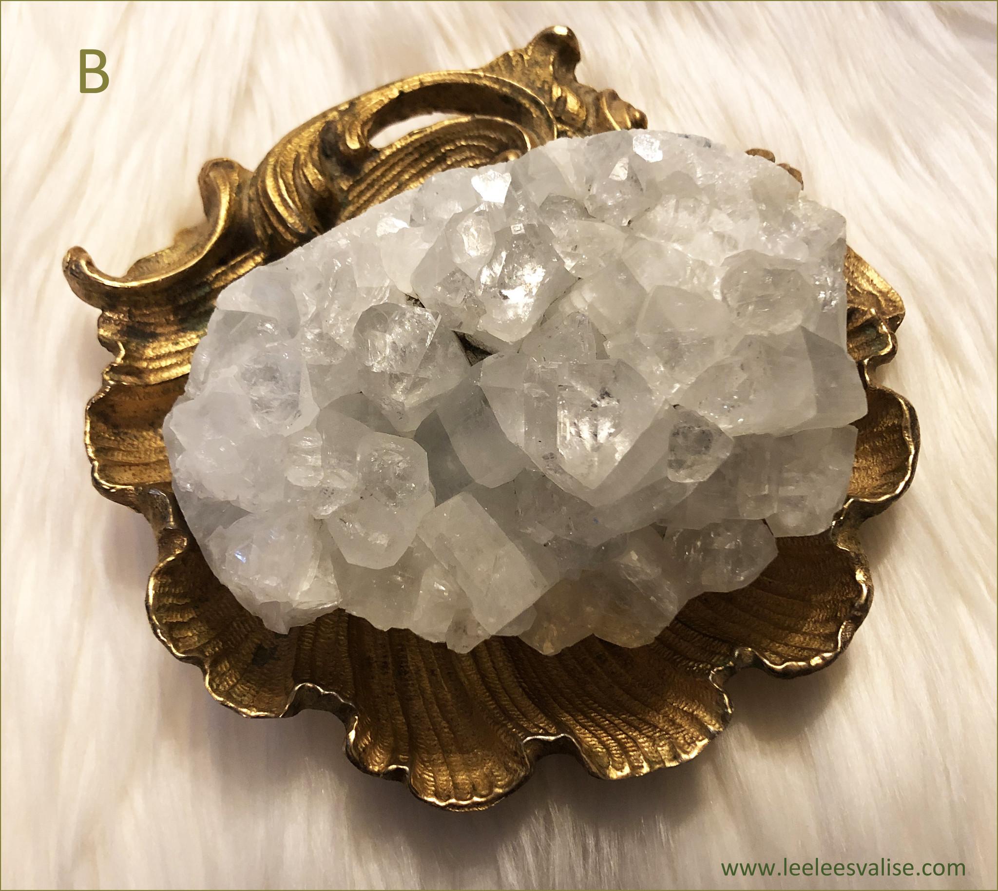 Apophyllite Crystal Cluster B