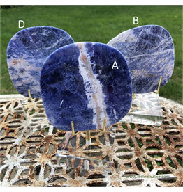 Sodalite Charging Plate