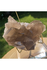 Smokey Quartz Cluster Raw A