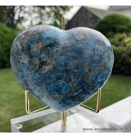 Apatite Polished Heart A