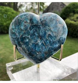 Apatite Polished Heart D