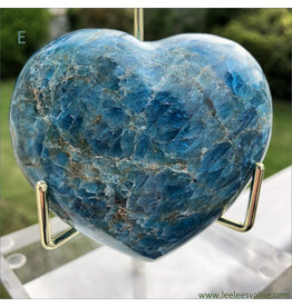 Apatite Polished Heart E