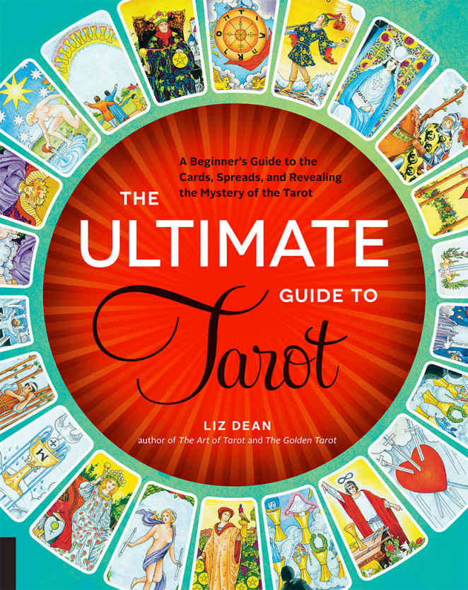The Ulimate Guide to Tarot Book