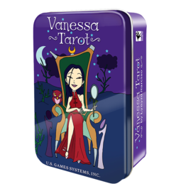 Vanessa Tarot in Tin