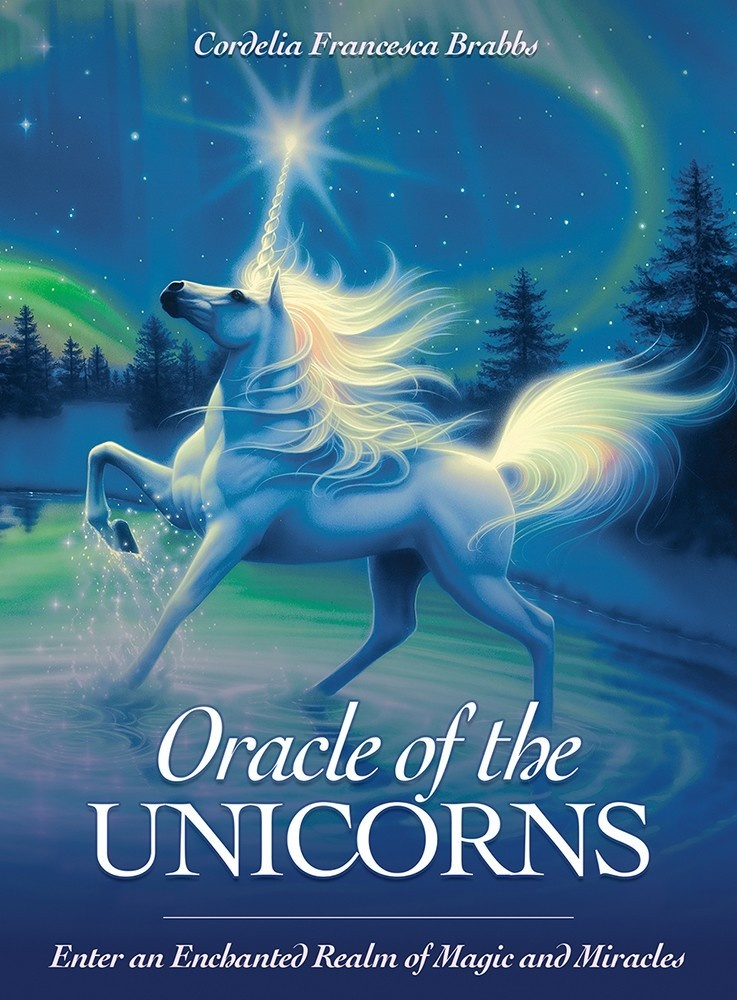 Oracle of the Unicorns Cards and Book Set