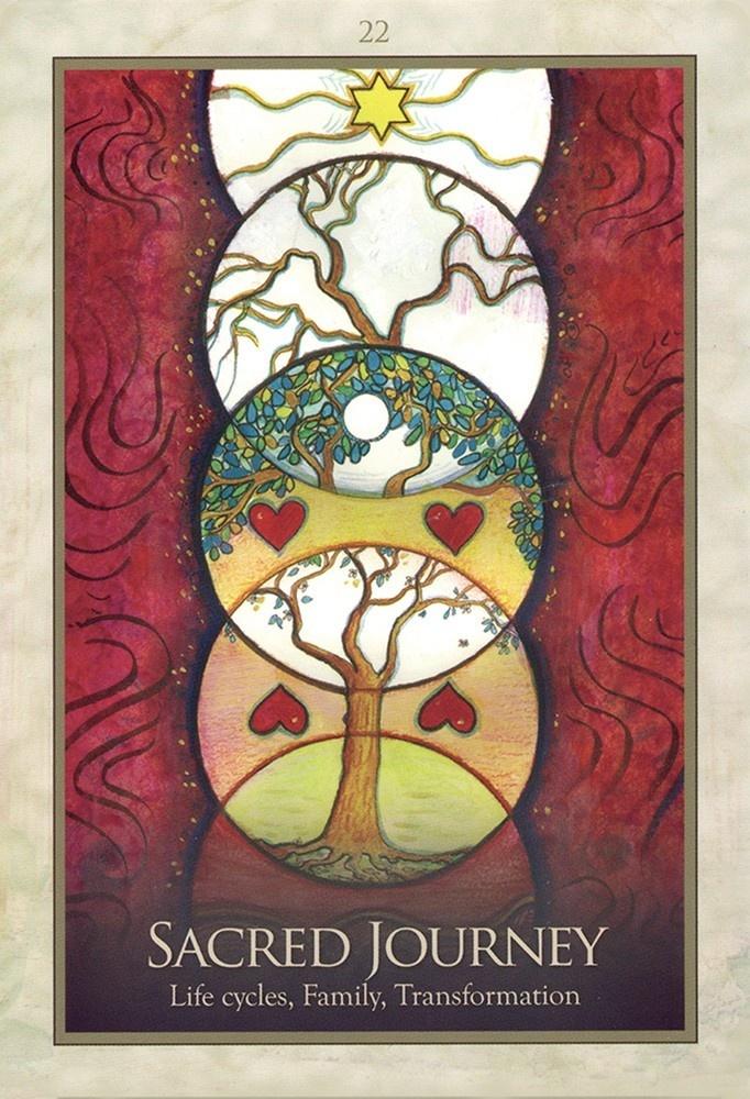 Gaia Oracle Deck & Guidebook