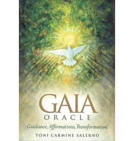 Gaia Oracle Deck & Guidebook