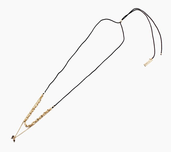 Beq Pettina Isabella Adjustable Necklace