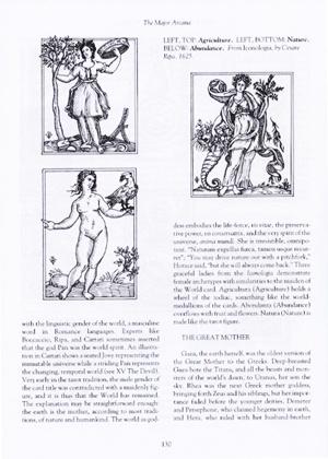 Renaissance Tarot Book