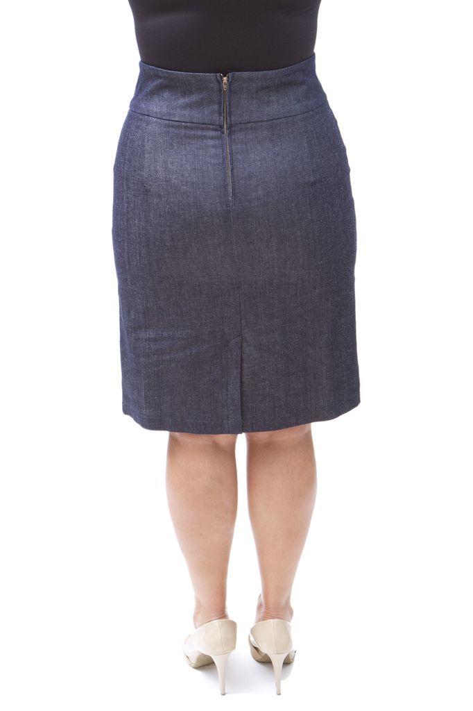 Lee Lee's Valise Linda High Waisted Skirt